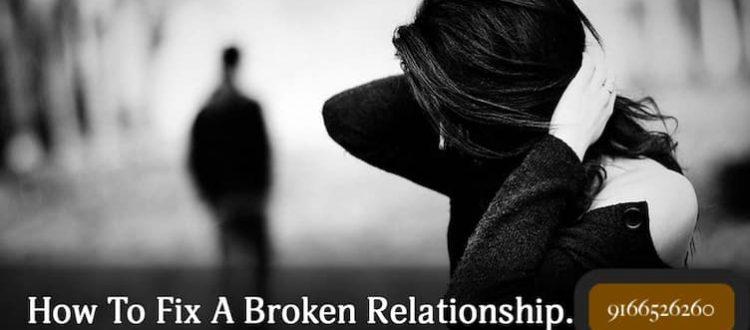 How to Fix Broken Relationship